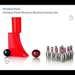Meridian Brand New Desktop Bowling. NWT